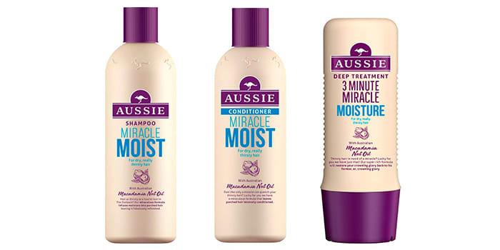Aussie Miracle Moist