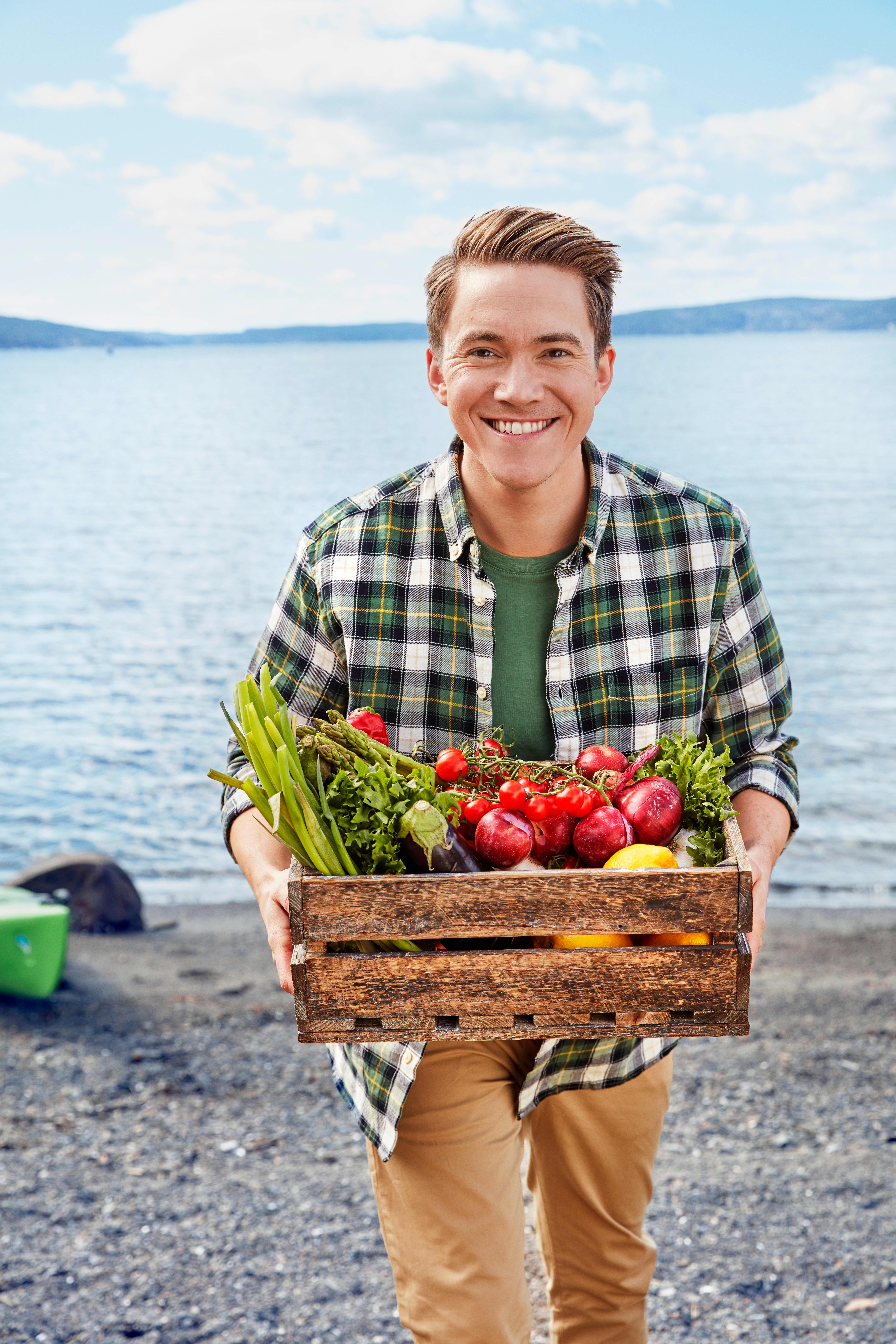 Christer Rødseth deler sine beste oppskrifter og grilltips.