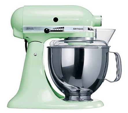 Vinn en Kitchen Aid Artisan kjøkkenmaskin!