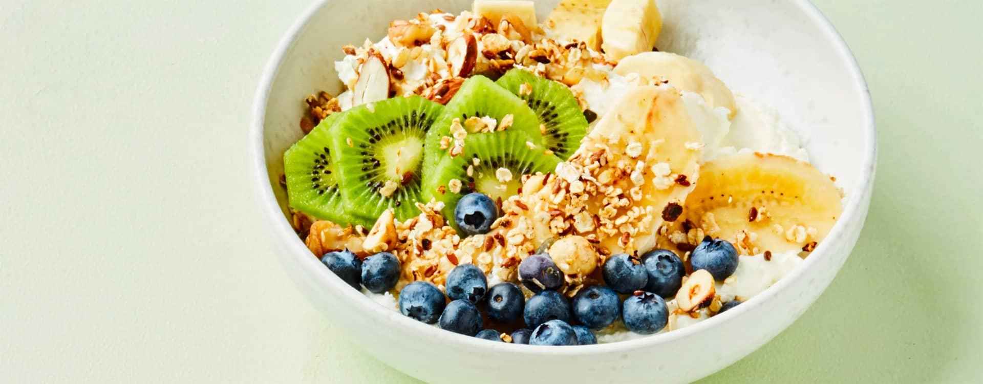Kjapp, sunn og næringsrik frokost.