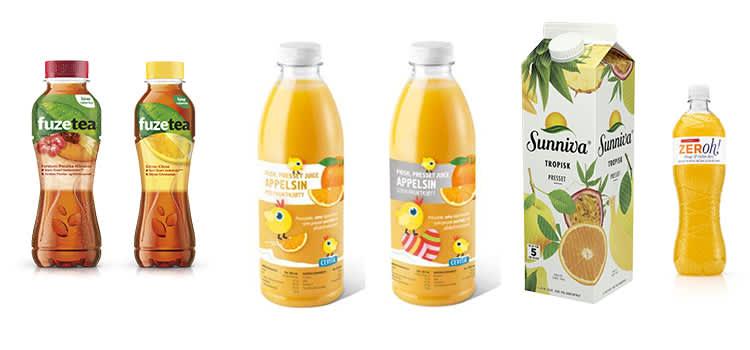 SLUKK TØRSTEN: KIWI kommer nå med mange gode og nye drikkevarer.
