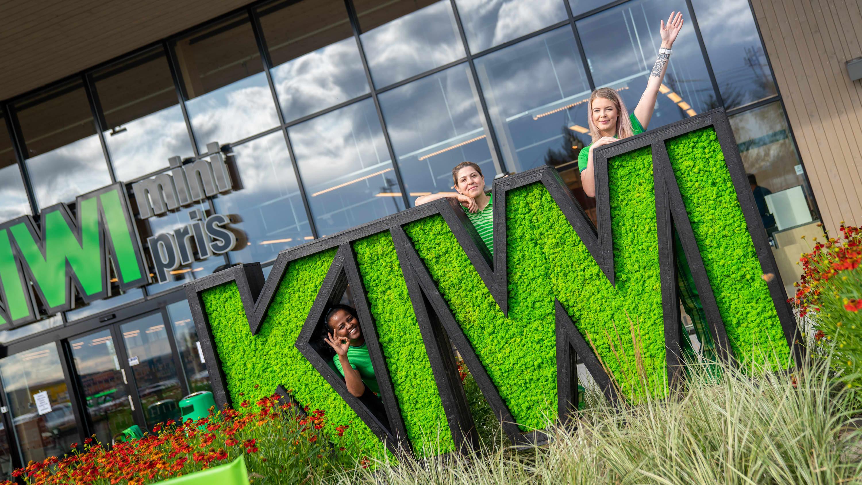 KIWI er kåret til Norges mest bærekraftige dagligvarekjede flere ganger.