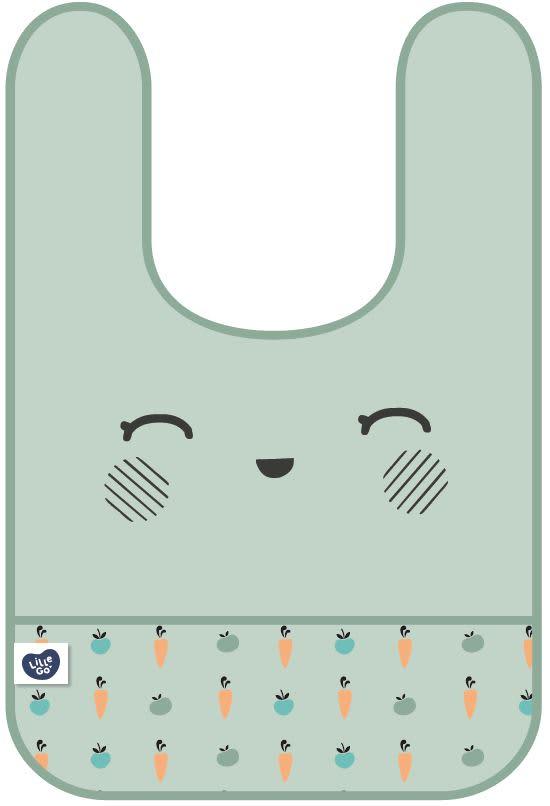 Easy wipe-smekken fra LilleGo' beskytter klærne og har en flekkavisende overflate som gjør den enkel å rengjøre. Du finner den i de fleste KIWI-butikker.