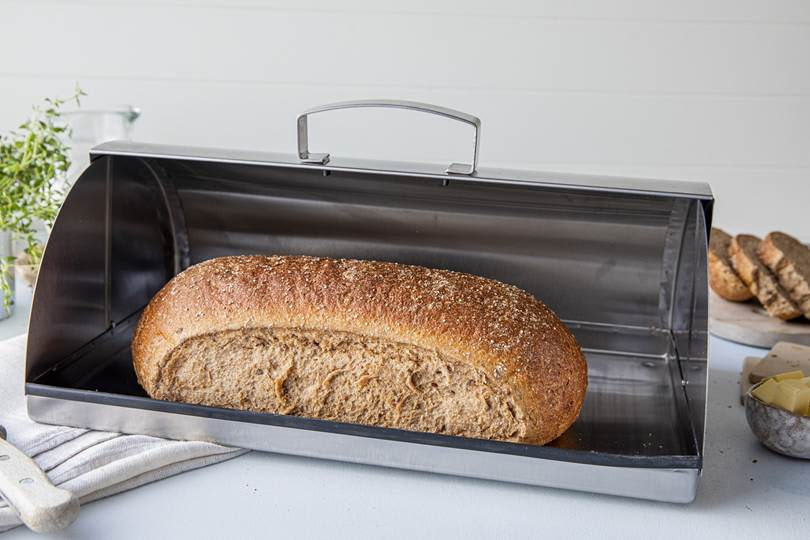 Brødboks = topp! 📸Bakehuset