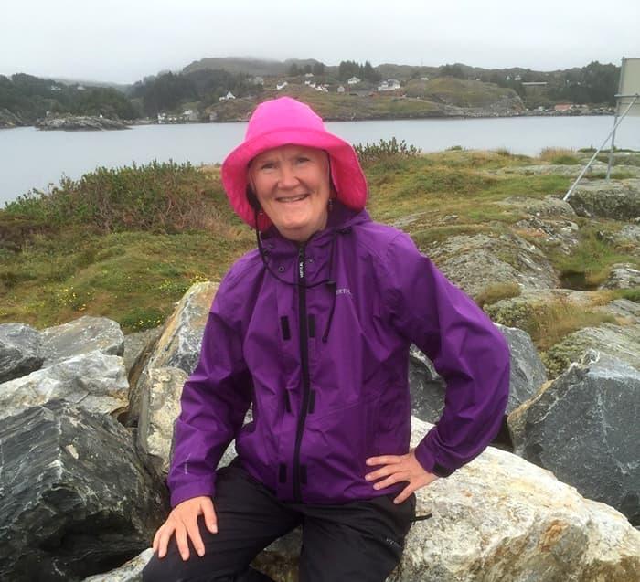 Thea Christine Økland i Bergen har hittil vunnet tre ganger i KIWI PLUSS Sunnhetslotteri!