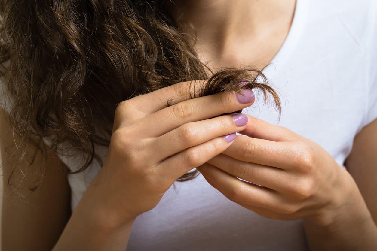 Sliter du med tørt hår?