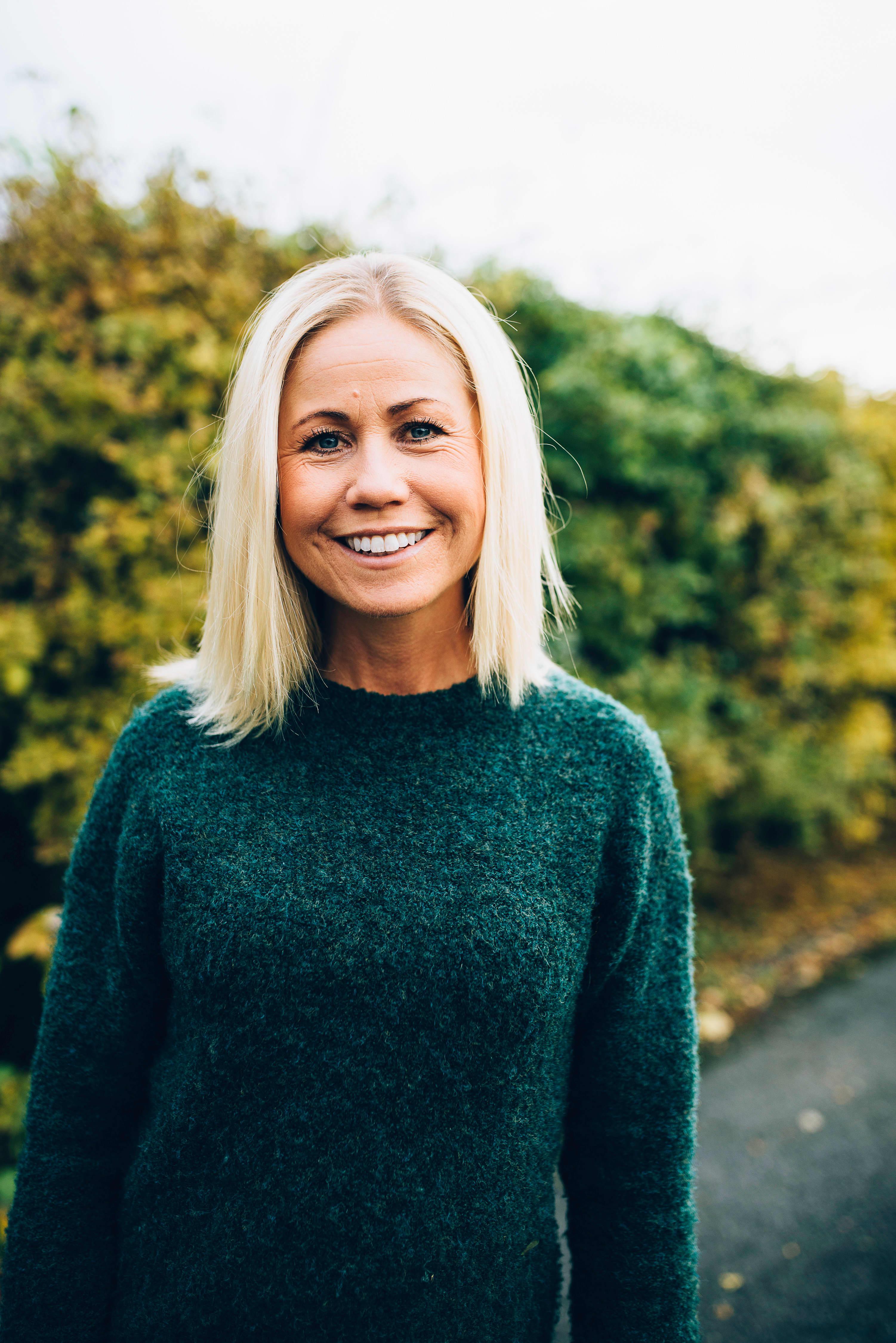Ernæringsfysiolog Tine Sundfør skeier ut i påska, men prøver å ta de litt sunnere valgene.