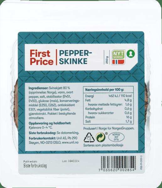 Pepperskinke