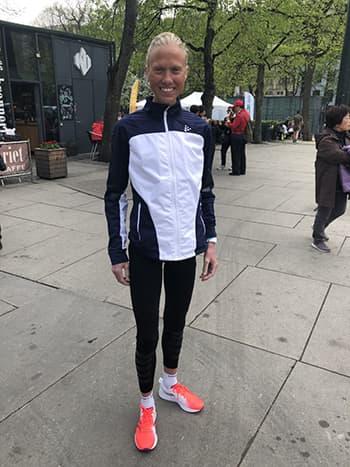 Marthe Katrine Myhre er en norsk langdistanseløper.
