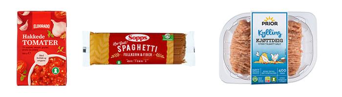 Så enkelt kan du gjøre pastamåltidet litt sunnere