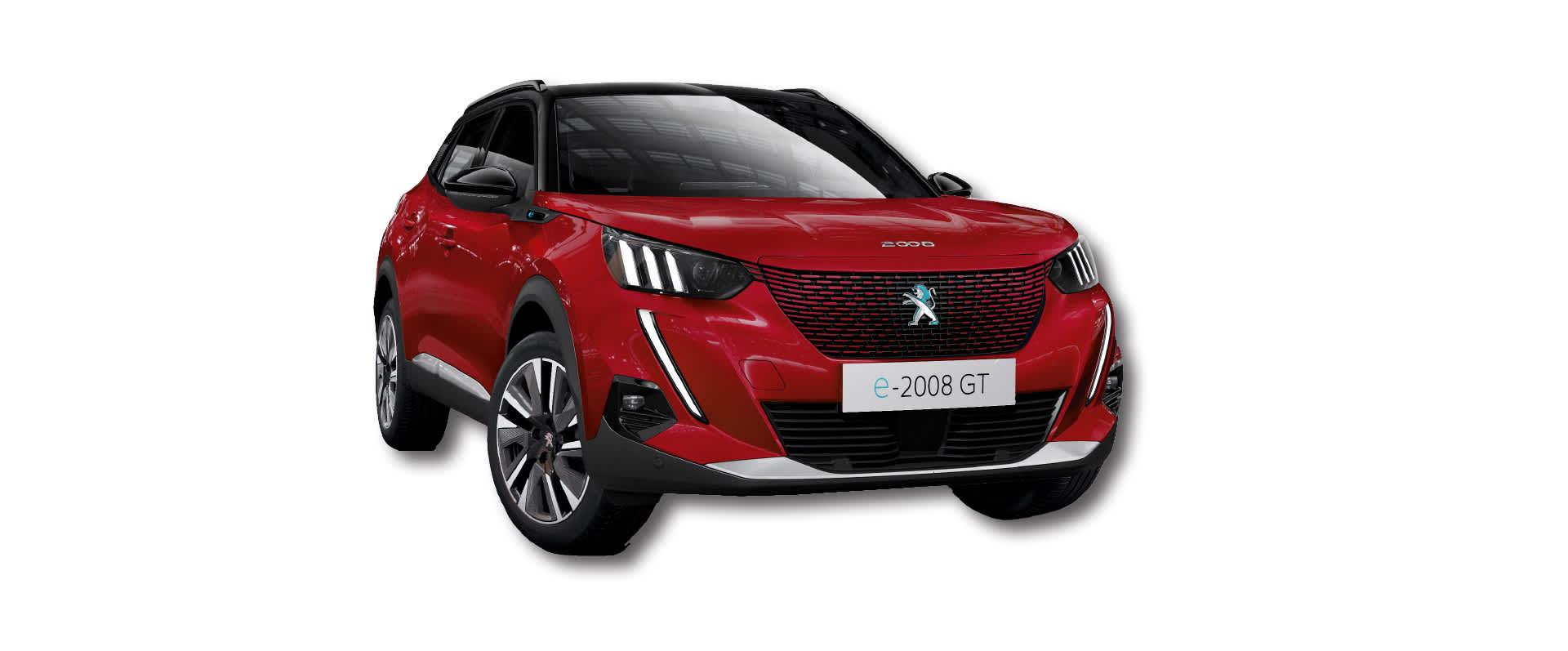 Kjøper du en 100 prosent resirkulert flaske fra Coca-Cola er du automatisk med i trekningen av en Peugeot e-2008.
