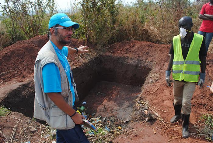 Domestos og UNICEF har som mål å hjelpe 25 millioner mennesker med tilgang til rene og trygge toaletter innen 2020. Foto: UNICEF/Domestos