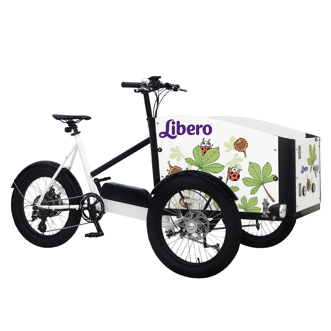 Delta på KIWI sin Facebook-side og vinn en el-sykkel til en verdi av kr 34.990,-. Premien leveres av Libero.