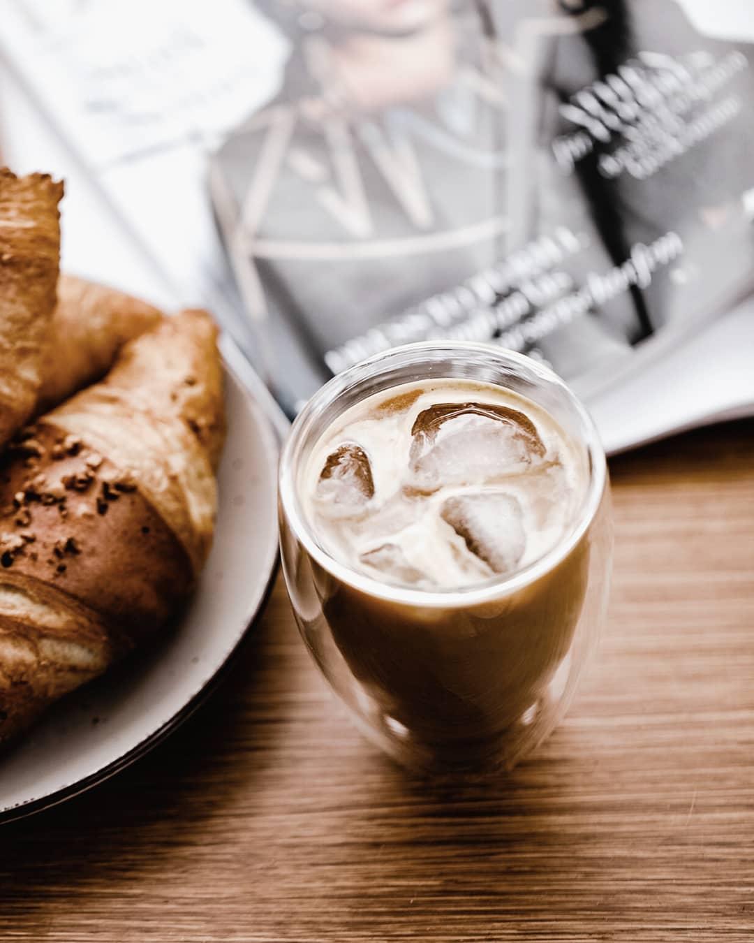 Superenkel iskaffe!