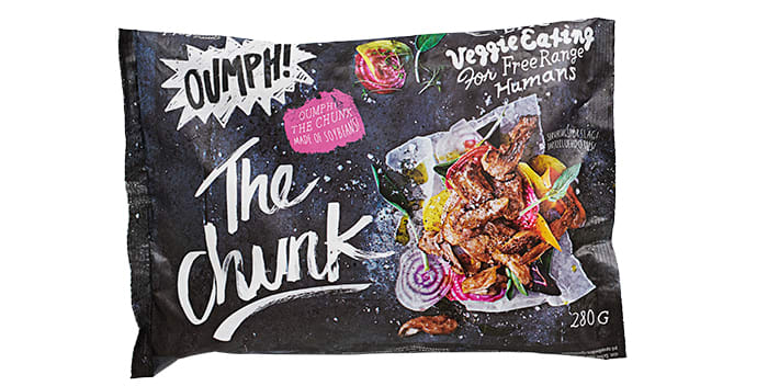 The Chunk: En naturell filet i litt forskjellige størrelser som du selv krydrer. Resultatet blir best hvis du tiner opp produktet før du varmebehandler det. Finnes i utvalgte butikker.