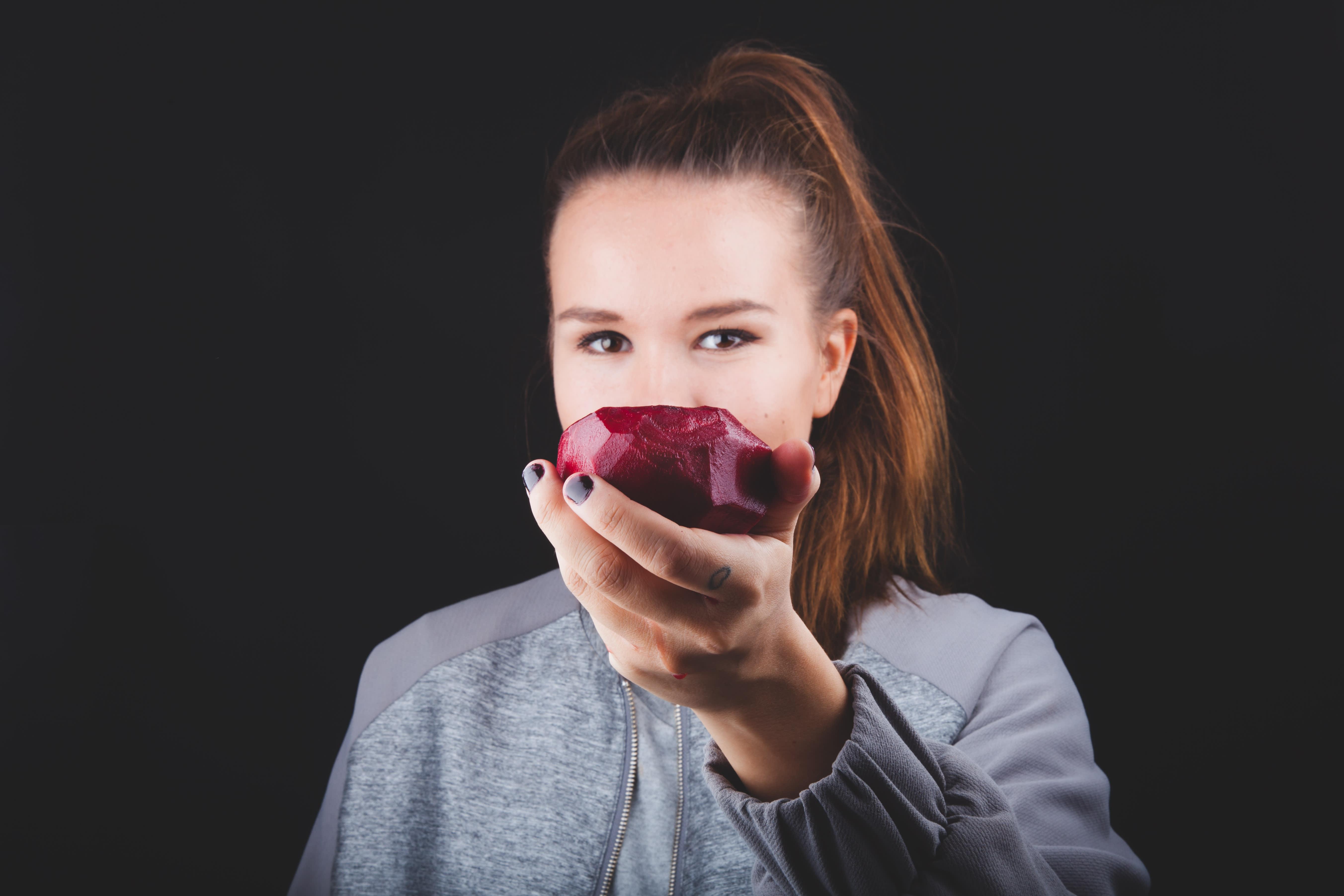 Rik på kostfiber, B-vitaminet folat og kalium: Spis rødbetene dine!