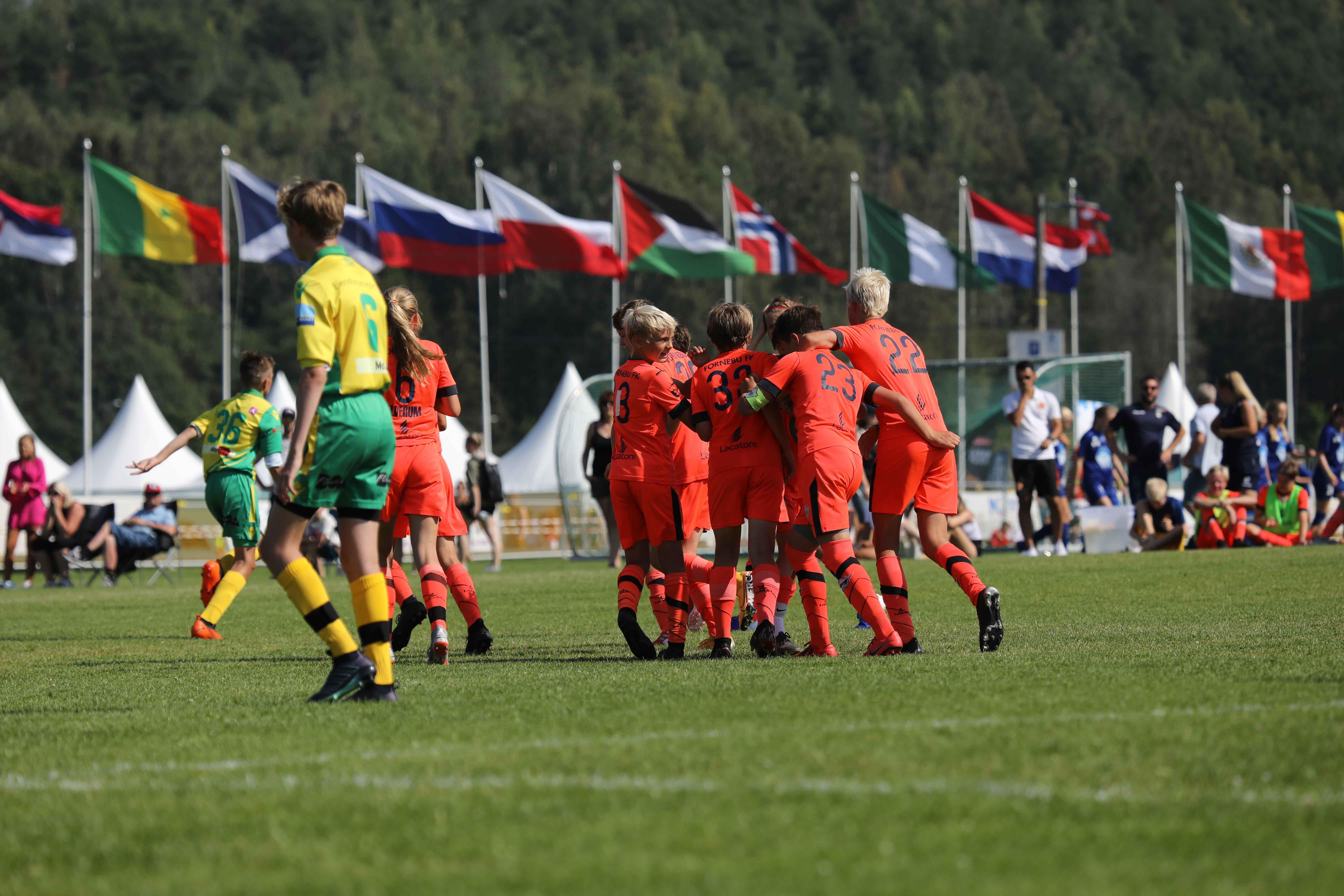 Norway Cup må være Norges – og kanskje et av verdens – største arrangement for inkludering og mangfold. Det heier vi på, sier KIWI-sjefen.