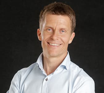 Ole Petter Hjelle, lege, Ph.D og hjerneforsker