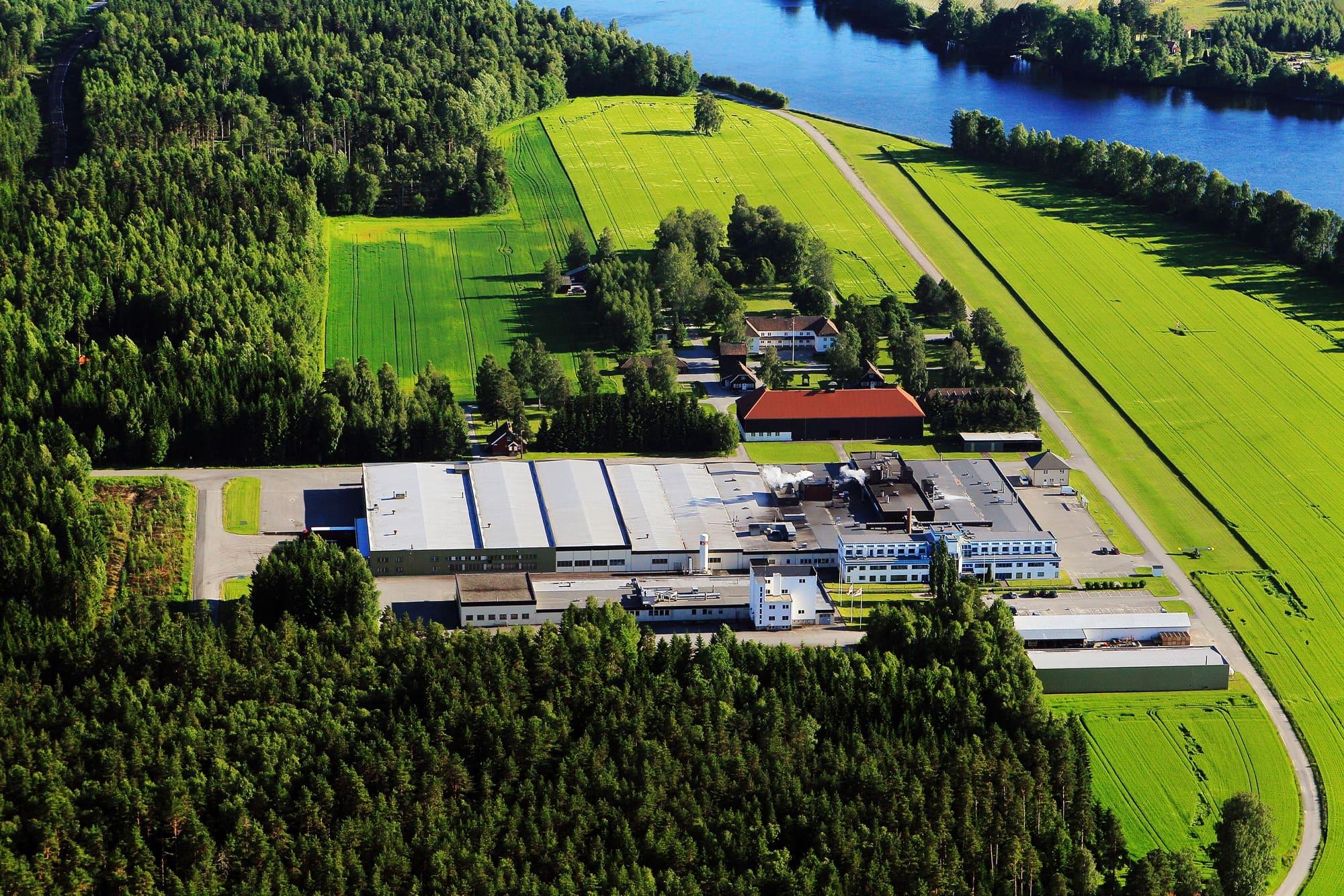 Fabrikken til Maarud.