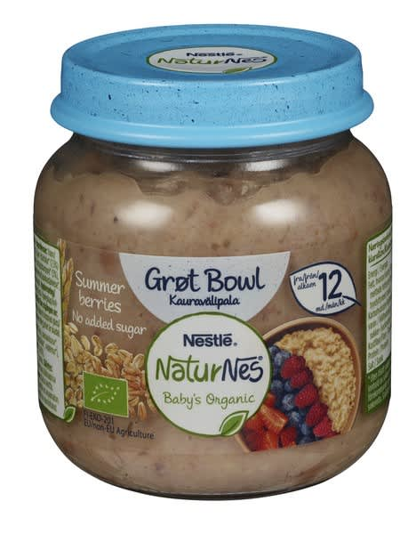 Nyhets fra Nestle