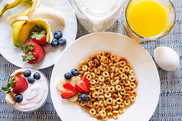 Cheerios Havre er blant frokostblandingene som er nøkkelhullmerket og inneholder mye fullkorn.