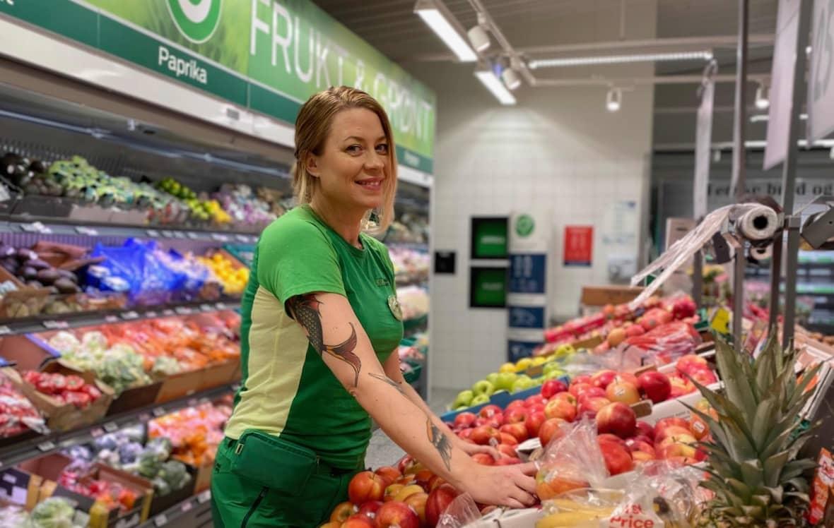 Butikksjef Mette Mari Leseth på KIWI Bjugn ble hedret i kåringen Årets kvinner av KK.jpeg