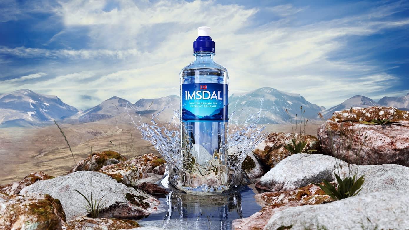 Imsdal er Norges mest solgte kildevann, og kommer fra en underjordisk kilde i Imsdalen, ved foten av Rondane.