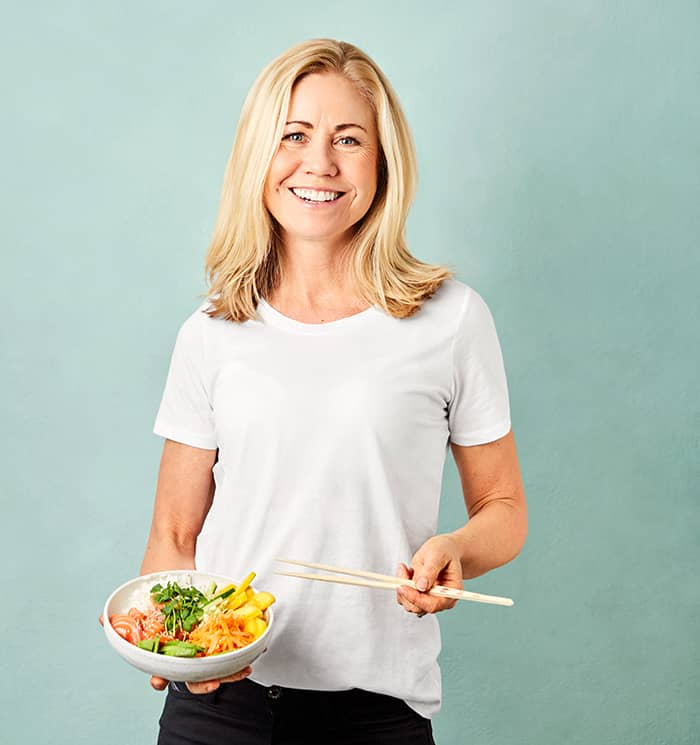 Klinisk ernæringfysiolog Tine Sundfør.