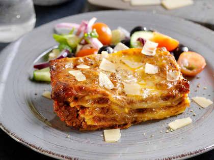 Rask og god lasagne