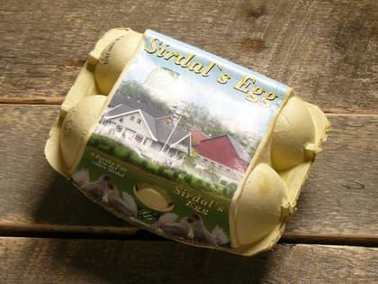 Sirdals egg - Sirdal