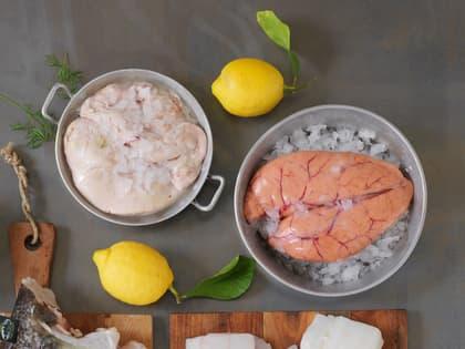 Slik tilbereder du torskelever og torskerogn