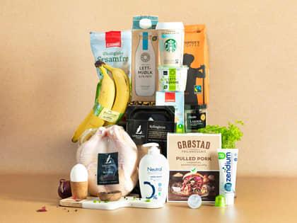 Bærekraftige produkter i MENY