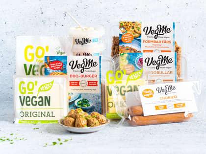 Nyhet! Fast knallkjøp på et stort utvalg vegan- og vegetarprodukter