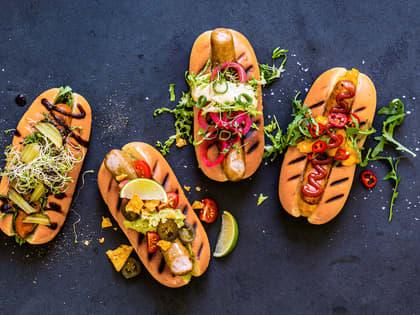 Gourmetpølser: Sommerklassikeren med ny vri