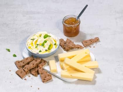 Lag enkle og gode osteretter i hverdagen
