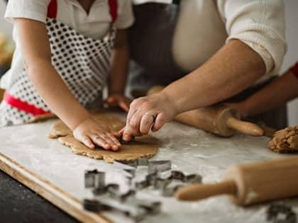 Morsomme pepperkakefigurer du kan lage med barna