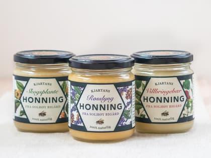 Kjartans honning - Trøgstad