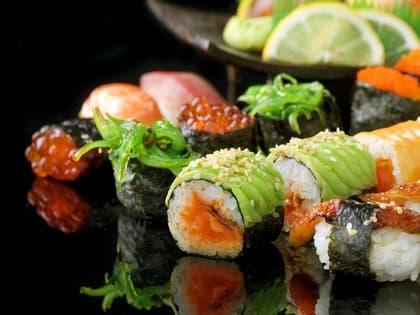 Dette betyr sushi-begrepene