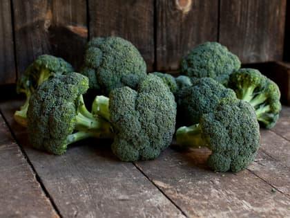 Slik bruker du brokkoli