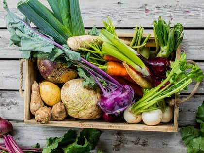 Derfor bør du spise norske rotgrønnsaker