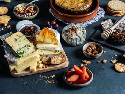 Inviter til ostekveld med norsk ost
