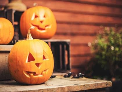 Hvorfor feirer vi Halloween?