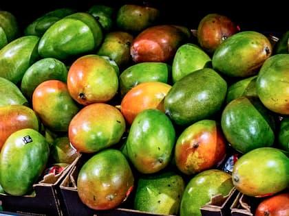 Slik velger du den beste mangoen