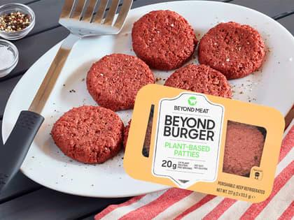 Beyond Burger – en av verdens mest populære vegetarburgere