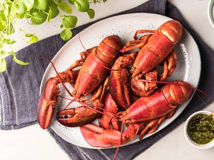 Koking og tilberedning av hummer
