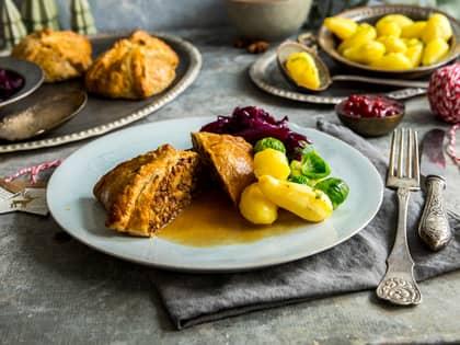 VegMe - null kjøtt, 100% matglede til jul