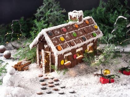 Slik bygger du sjokoladehus