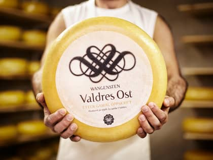 Valdres Ost