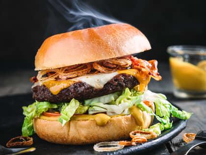 Hemmeligheten bak en skikkelig god burger