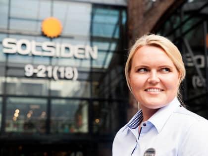 Monica Ervig Kjendalen er kåret til Årets butikksjef